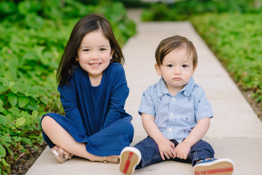 Thao and Eric family - Houston Family Photography